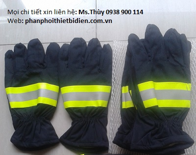 Fire gloves - Korea