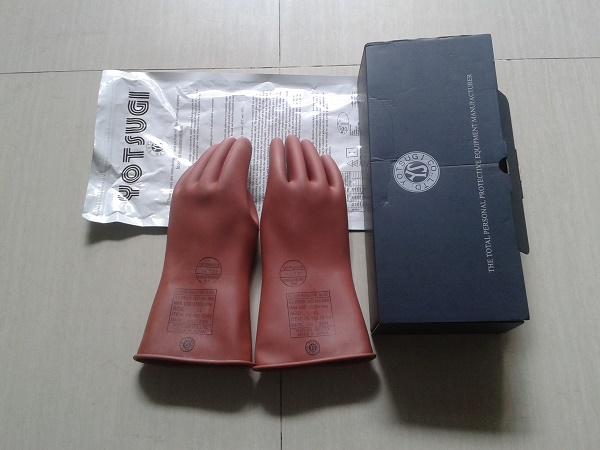 Găng-tay-cách-điện-hạ-thế-Yotsugi-Nhật