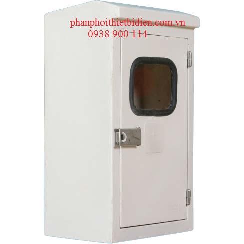 Tủ điện kế gắn trạm composite 500x300x200