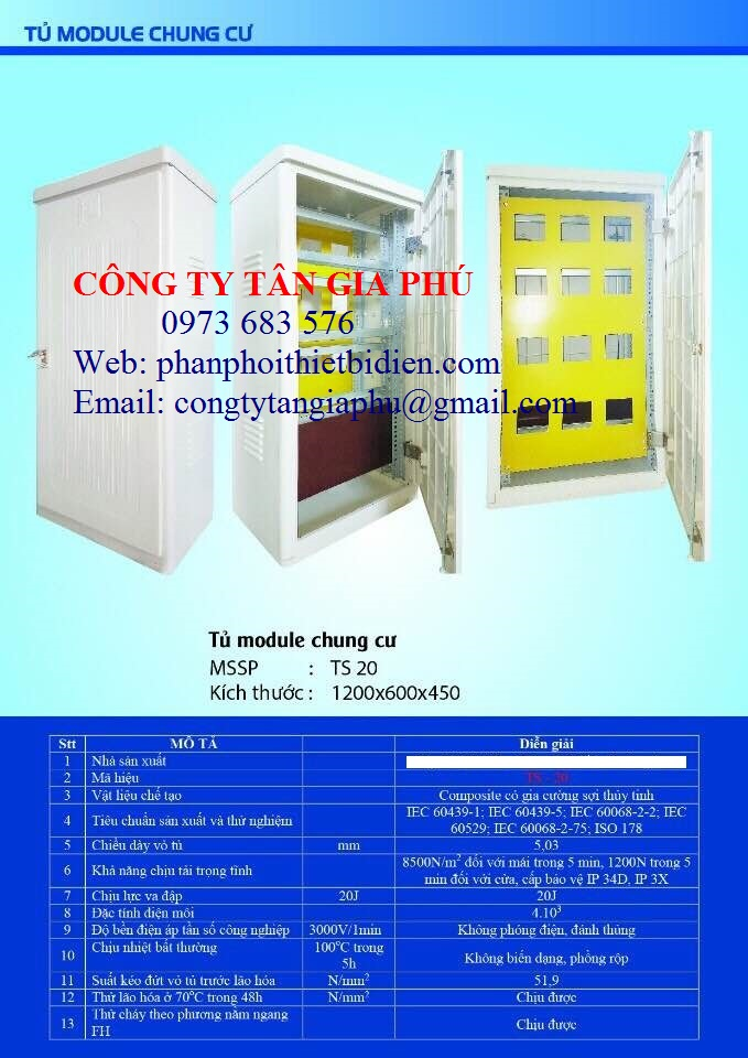tủ composite